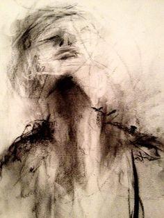 Marilyn Kalish, 'Portrait Drawing'