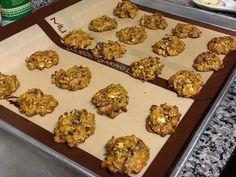 Pumpkin Breakfast Cookies! (Paleo on the Go)