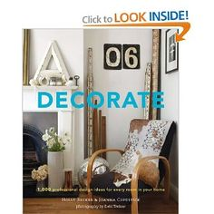 ...and after you Undecorate, you Decorate