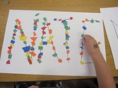 Recognizing names all day long - Teach Preschool