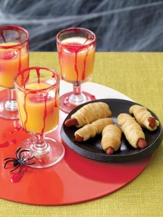 21 Gross Recipes: Halloween Party Food - Parenting.com