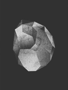 'Stone lV'. Giclée Art Print by Martin Nicolausson