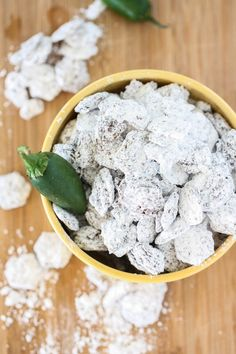 Mexican Hot Chocolate Puppy Chow