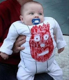 Halloween Costumes for kids that might be punishment in disguise