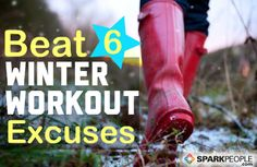 Outwit Your Winter Workout Slump | via @SparkPeople #fitness #exercise #motivation