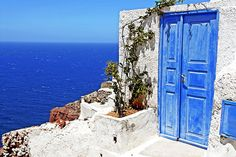 Oia, Santorini, Greece. Take me back!