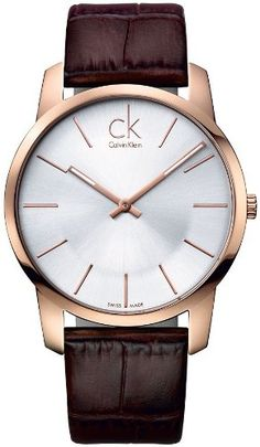 Calvin Klein ck City Mens Watch K2G21629 « Impulse Clothes