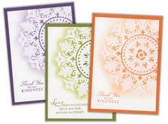 1st SU! Workshop Cards - Emboss Resist