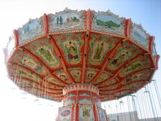 Myrtle Beach Old Pavilion Carousel, now located @ Broadway at the Beach!