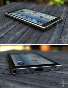 iPhone 6 Design Concept