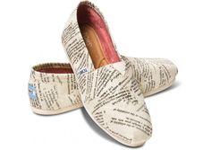 tom shoes, woman shoes, dictionari quot, quot women
