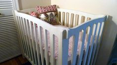 Handmade Slot crib routed from plywood.  7-25-12 slot crib 3.jpg