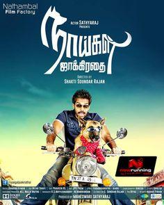 Naaigal Jakkirathai Movie Poster