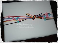 Cute Gift Wrapping Ideas | Girly Creation #TBCCrafters 6 –