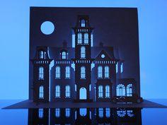 Marc Hagan-Guirey Horrorgami: The Addams Family Mansion