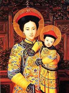 """Our Lady of China"""