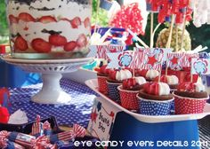 Fourth Of July Food Ideas  4th Of July Party Food  Recipes For The 4th Of July  Delishcom