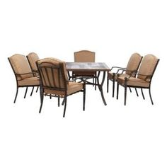 Cypress Set 7-Piece at The Home Depot, ? shippping + $1299