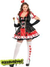 Halloween! Adult Charmed Queen Costume - Party City