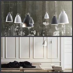 Caravaggio- pendant and wall. Design: Cecilie Manz