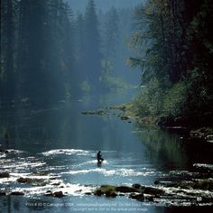 Callaghan WJG 080 North Umpqua River Fly Fishing Southern Oregon USA photography color square rocks water blue green.jpg