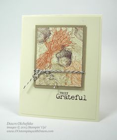 stampin up, dostamping, dawn olchefske, 2013 holiday catalog, truly grateful, founders circle swap