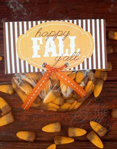Free Fall PRINTABLE:: Happy Fall Y'all