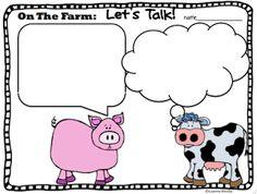 Farm Animal Comics