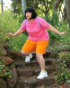 dora in 30 years..this made me laugh