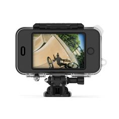 OUTRIDE Action camera case for iPhone 4/4S  by mophie®