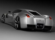 Ferrari F250 bio-fuel concept
