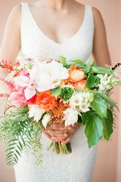 Mediterranean summer wedding inspiration | Photo by Diana McGregor | Event Design by To La Lune Events | Read more - http://www.100layercake.com/blog/?p=76132