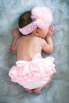 Newborn ruffle diaper cover by huckleberryyumyum on Etsy, $20.00_