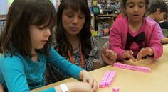Check out this classroom video on mental math addition strategies!