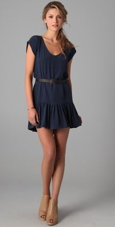 Joie Belinda Dress - StyleSays