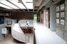 Concrete - leonardo finotti - architectural photographer: MENDES DA ROCHA - LEME´S HOUSE