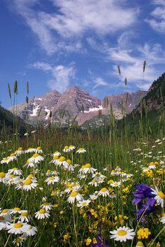 A Great End to the Summer, Ben Pierce Photography via Flickr, Aspen, Colorado