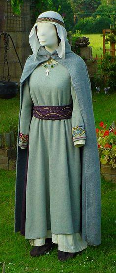 Christian Princess -8th Century