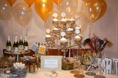 New Years Eve Sparkle Party by BellaGreyDesigns