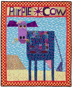 Purple Cow!