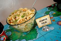Jake and the Neverland Pirates Party Food!
