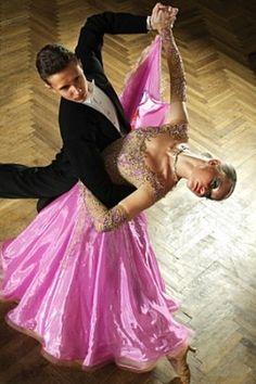 Ballroom dancing!
