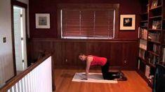 3 Ab Exercises to Heal Diastasis Recti, via YouTube.