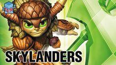 Skylanders Trap Team Bushwhack Gameplay Preview #skylanders #toys #collecting