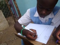 What to Write to Your Sponsored Child