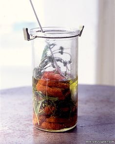 Oven-Dried Tomatoes - Martha Stewart Recipes