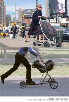 Fun strollers