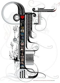 Stunning Infographics and Data Visualization | when HiFi is just not an option