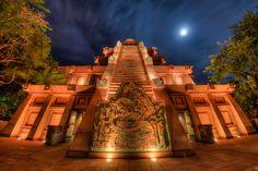 Epcot - Mexico Gateway (by SpreadTheMagic)