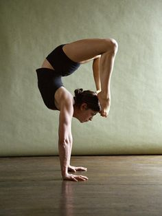 yoga I want to work toward this!